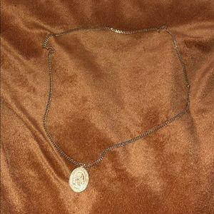 Jewelry - Saint Valentine 14K Gold Filled Medallion & Chain